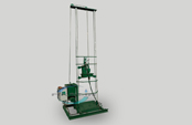 Economy AKL-150S portable water well drilling rig