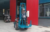 New type AKL-120T tractor water well drilling rig