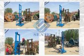 New updated 4kw electric rotary small water well drilling rig in Philippines