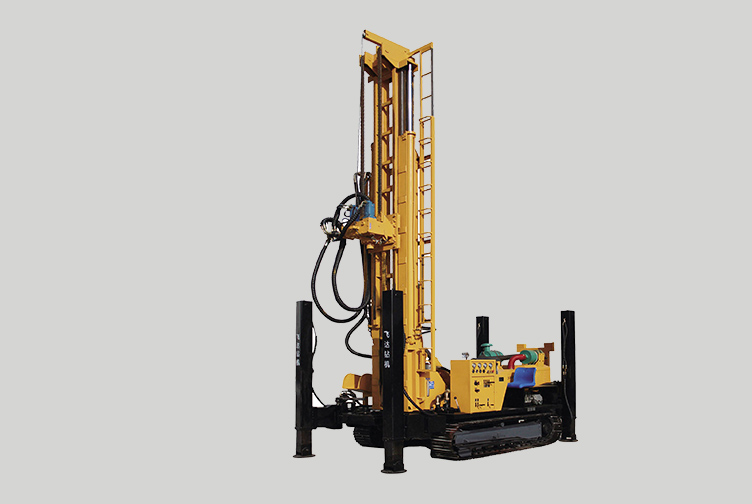 400m AKL-400D depth water well drilling rig